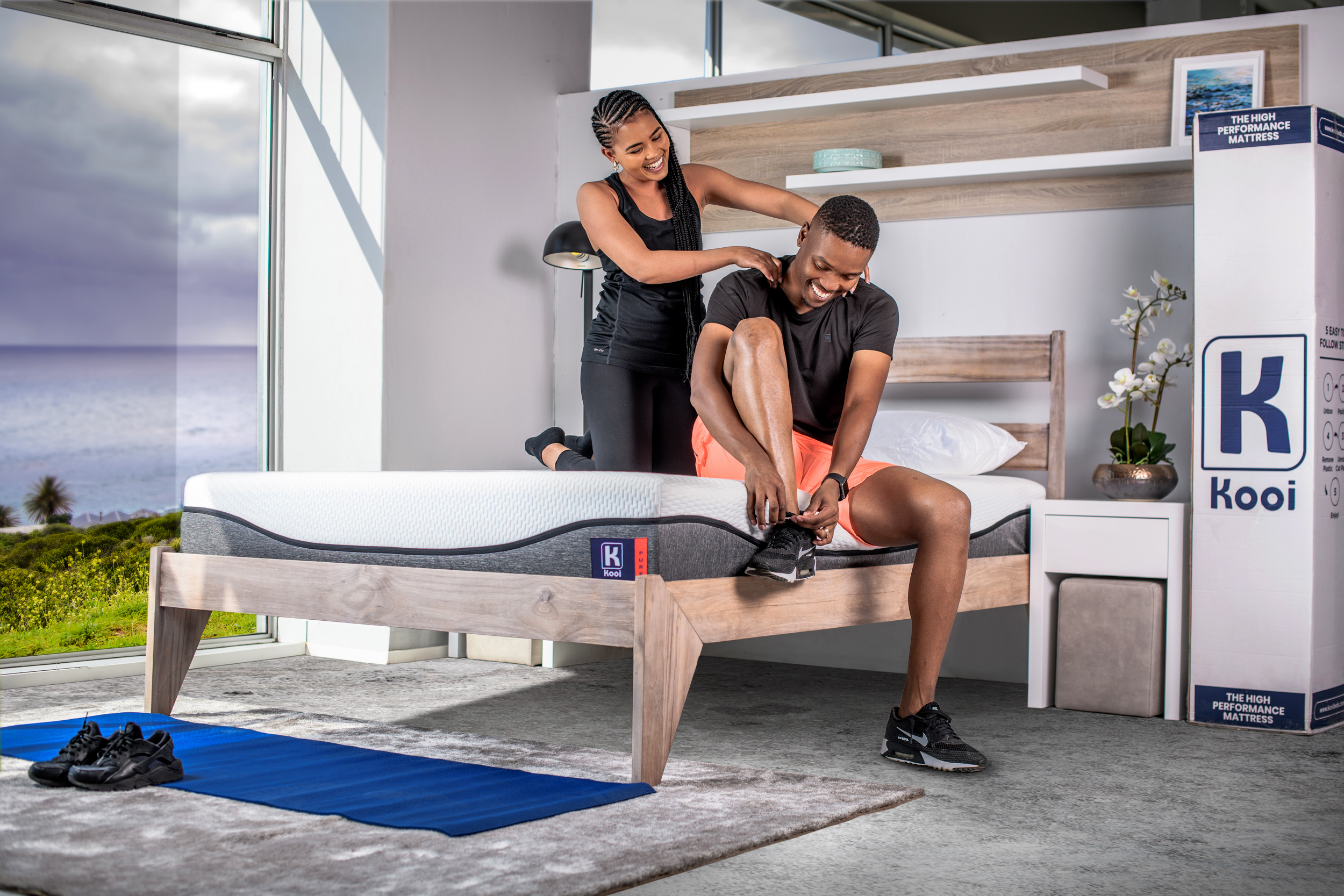 The Mattress Warehouse is one of South Africa's leading bed manufacturers and suppliers of beds directly to the public. Their main goal is simple – they want to help every South African find the perfect bed for their budget and sleeping style. We were tasked to provide the Matress Warehouse with marketing images and promotional […]