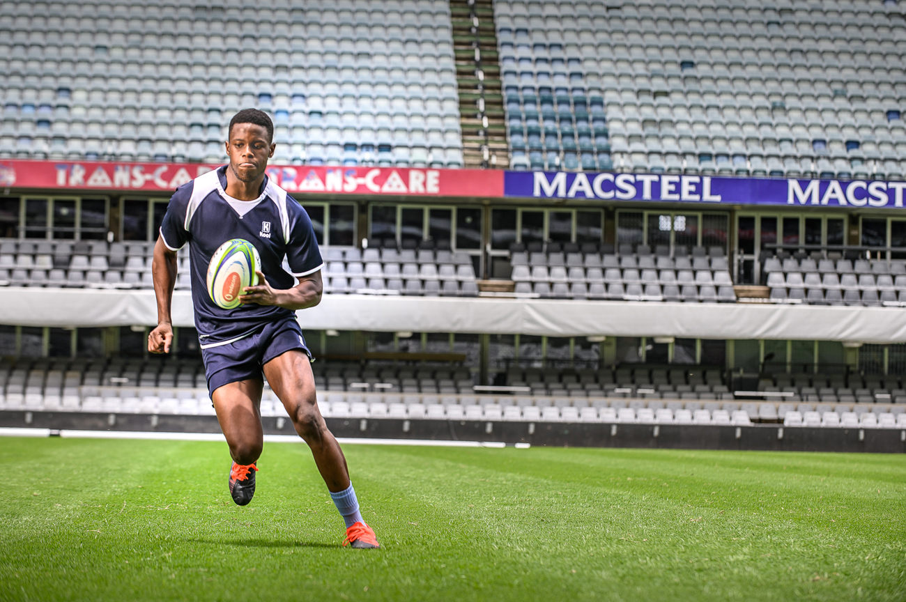 "It's not everyday that we get to shoot at the ""Shark Tank"", the home of Sharks Rugby since 1968. A stadium of history  dreams , hard work and lot's of talent. These three things basically sums up  Mattress warehouse's newest corporate ambassador Aphelele Fassi, a full back for the Sharks rugby XV.  Matress Warehouse has […]"